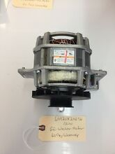 WH20X24696  New  G E Washer Motor  60 Day Warranty