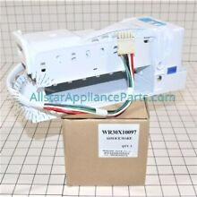 GE WR30X10097 Refrigerator Ice Maker Assembly