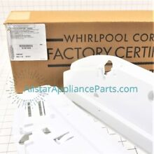 Whirlpool W10874836 End Cap for Refrigerator right and left side