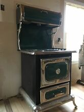 Used Heartland Electric Range Model 8130