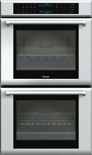 Thermador ME302JP 30  Double Electric Wall Oven Stainless Detailed Images