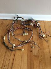 Kenmore Elite Dryer 11072954100 Wiring Harness WP3401850 WP3401402