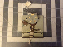 Maytag Jenn Air Oven Door Lock Motor and Switch Assembly W10186996 74008267