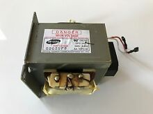 Genuine OEM Samsung Kenmore DE26 00124F Oven Microwave Combo Transformer