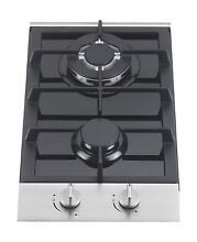 Ramblewood high efficiency 2 burner gas cooktop Natural Gas  GC  Free Shipping