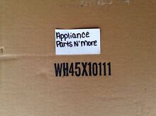 NEW GENUINE WASHER TUB WH45X10111 FREE SHIP
