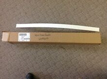 NEW Whirlpool W10358077 FREEZER HANDLE FACTORY AUTHORIZED   WHITE