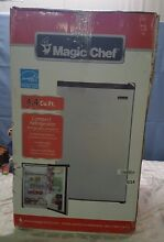 Magic Chef Home Office Compact Modern 4 4 cu  ft Mini Refrigerator F06