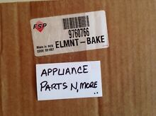 NEW GENUINE OVEN BAKE ELEMENT W10207397 9760766 FREE SHIP