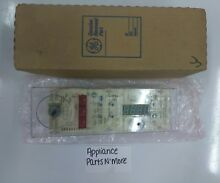GE RANGE OVEN CONTROL BOARD WB27X10021 NEW PART FREE SHIPPING