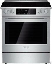 BOSCH Benchmark Series HEIP054U 30  5 Elements Slide in Electric Range Images