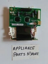 NEW DACOR MICROWAVE CONTROL BOARD 66170 594076 01 FREE SHIPPING