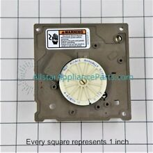 Whirlpool Refrigerator W10190935 Icemaker Control Module and Motor Assembly