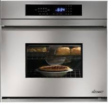 Dacor DO130 30  Distinctive Single Convection Oven in Stainless Steel