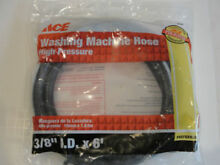 Lot of 11 New ACE Washing Machine Hose 3 8  I D  x 6   High Pressure  42423