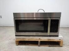Bosch 300 HMV3053U 30  300 CFM Over the Range Microwave Oven Excellent