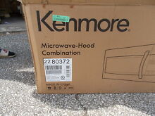 NEW Kenmore Elite 790 80372 Microwave Hood Combination  White   FREE SHIPPING