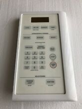 Genuine GE WB27X10883 Microwave Control Panel