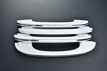 Genuine GE C21 G1  1950  Vintage Range Stove  Door Handles SET OF 4