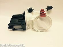 461970228511 Whirlpool Duet Front Load Washer water Pump 461970201671