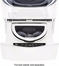 LG WD100CV White Washing Machine