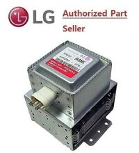 LG  GENUINE  MICRO WAVE OVEN PART     6324W1A001L MAGNETRON