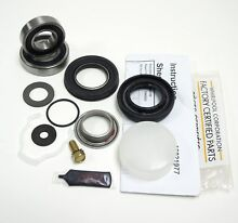 NEW OEM WASHER REAR DRUM BEARING   SEAL REPAIR KIT FITS MAYTAG MAH3000AWW