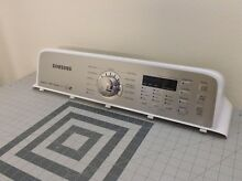 Samsung Washing Machine Control Panel And Board DC97 16961A DC92 00600A