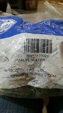 Washer Water Inlet Dual Valve Washing Machine Repair GE Hotpoint RCA WH13X10024