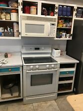 Bosch electric stove range smooth top self cleaning oven