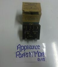 NEW GE RANGE OVEN SWITCH WB22X46 FREE SHIPPING