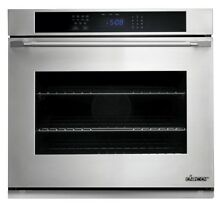 Dacor Distinctive DTO130S 30 Inch Single Electric Wall Oven