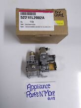 LG GAS DRYER VALVE ASSEMBLY PN  5221EL2002A FREE SHIPPING