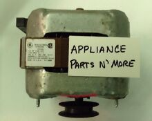 KENMORE WASHER MOTOR 131562200  131760000 FREE SHIPPING