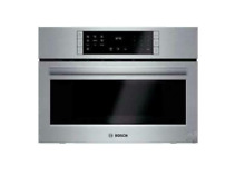 Bosch 27  Stainless Steel Single Electric Convection Speed Oven HMC87151UC