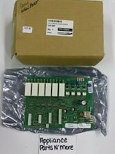 FISHER AND PAYKEL RANGE CONTROL BOARD MODULE 545180P NEW PART FREE SHIPPING