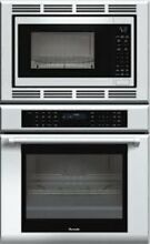 Thermador Masterpiece 30  2 Telescopic Racks Combination Wall Oven MEDMC301JP
