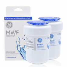 2X GE MWF MWFP GWF 46 9991 Smartwater Refrigerator Water Filter Pitcher Sealed