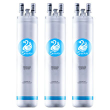 Swan for Frigidaire Pure Source ULTRAWF 241791601 46 9999 water filter 3Pack