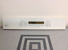 GE Range Stove Oven Control Panel WB36T10572
