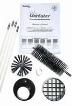 Dryer Duct Cleaning Kit Rotary Surface Cleaner Brush Remover Vent Lint Brushes