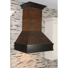 ZLINE 36  DESIGNER SOLID WOOD WALL RANGE HOOD CROWN MOLDING 329AH 36