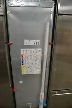 Thermador 24  Built In Stainless Steel Full Refrigerator Column T24IR800SP