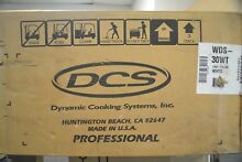 DCS 30  White 500 Watt Warming Drawer WDS 30WT
