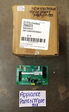 ELECTROLUX RANGE POWER SUPPLY CONTROL BOARD 316442073 FREE SHIPPING NEW PART
