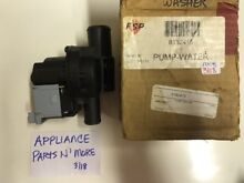 NEW OEM WHIRLPOOL WASHER PUMP 8182415 FREE SHIP