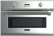 Thermador Professional Series 30  SS Single Steam Convection Wall Oven PSO301M