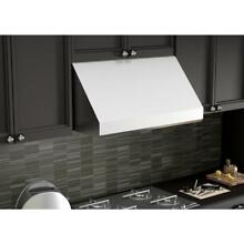 ZLINE 30  PRO UNDER MOUNT CABINET STAINLESS STEEL WALL RANGE HOOD 1200CFM 433 30