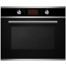 MyAppliances REF28622 Built in Black Microwave Convection   Grill 44 Litres