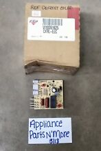 WHIRLPOOL REFRIGERATOR DEFROST CONTROL BOARD W10351625 FREE SHIPPING NEW PART